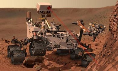 Curiosity Mars rover in safe mode: are cosmic rays to blame? | leapmind | Scoop.it