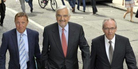 20 minutes - L Etat paiera trois millions à l ex-boss de la BCGE - Geneve | bc | Scoop.it