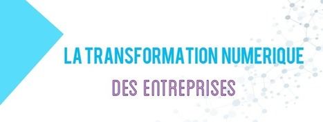Les 4 piliers de la transformation numérique | LAB LUXURY and RETAIL : Marketing, Retail, Expérience Client, Luxe, Smart Store, Future of Retail, Commerce Connecté, Omnicanal, Communication, Influence, Réseaux Sociaux, Digital | Scoop.it