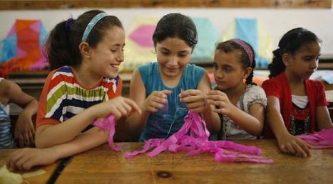 A quoi occuper les enfants en vacances pendant...   éducation des enfants   Scoop.it