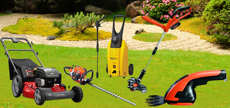 Garden accessories: Making a right choice | water pumps online in India | Scoop.it