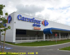 Carrefour développe un modèle de drives satellites - Lineaires.com   Carrefour Veille DD   Scoop.it