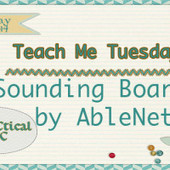 Teach Me Tuesday- Sounding Board by AbleNet | Communication and Autism | Scoop.it