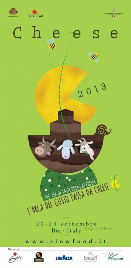 Cheese Festival, September, 2013 in Bra, Italy / Le festival du ...   Slow community   Scoop.it