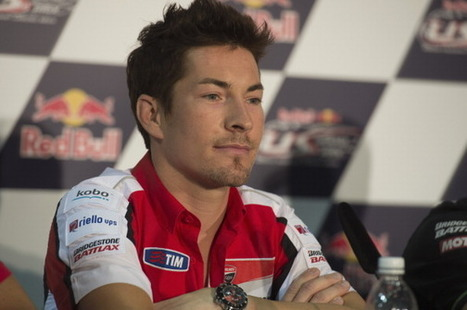 MOTOGP: HAYDEN OPENS UP IN CANDID INTERVIEW | Ductalk Ducati News | Scoop.it