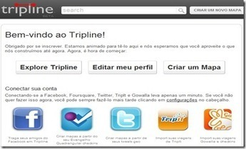 Os Nós da Rede: Criar mapas animados: Tripline | The Ischool library learningland | Scoop.it