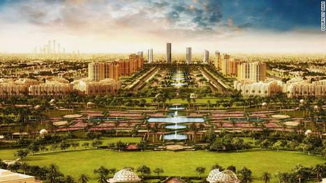 Partono i lavori per trasformare Dubai in una Green City   Energie Rinnovabili   Scoop.it