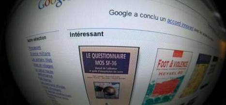 Google serait sur le point d'ouvrir sa librairie   Culture & Numérique   Scoop.it