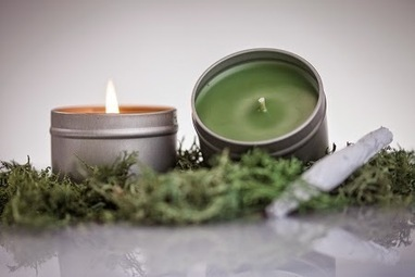 Weed scented Soy candles is a Perfect Gift - Celebriscents | CelebrisCents | Scoop.it