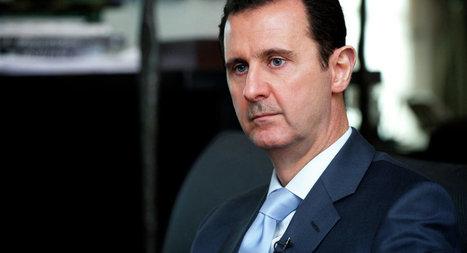 Assad: la coalition anti-terroriste proposée par Moscou est peu réalisable | Géopoli | Scoop.it
