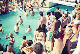 Hideout 2013 announces pool parties   DJing   Scoop.it