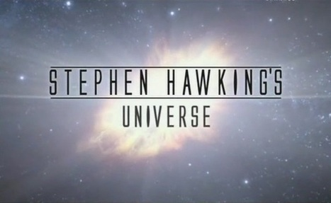 Stephen Hawking's Universe: A Visualization of His Lectures with Stars & Sound   The World of Open   Scoop.it
