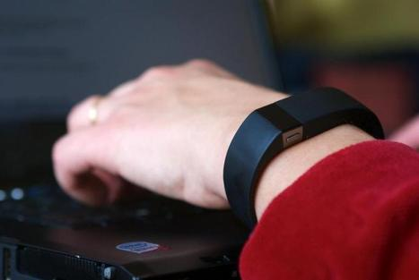 Where Wearable Health Gadgets Are Headed | mHealth | Scoop.it