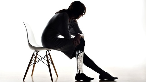 Beautiful prosthetic legs that are made to be seen | DigitAG& journal | Scoop.it