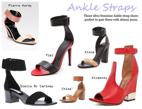 Top 3 shoe trends for spring   Why fashion is necessary   Scoop.it