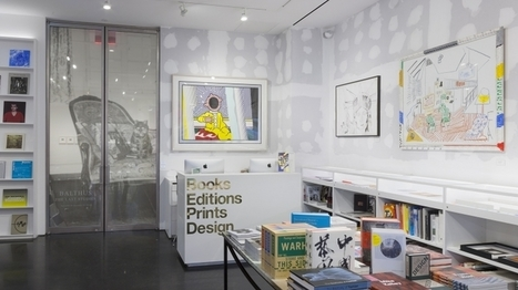 The New Gagosian Shop Opens on Madison Avenue | http-www-scoop-it-t-follow-by-mariam-khachatryan | Scoop.it