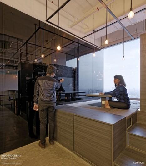 Six Office Design Trends to Watch in 2016 — Kontor Notes | AttivAzione alla TrasformAzione | Scoop.it