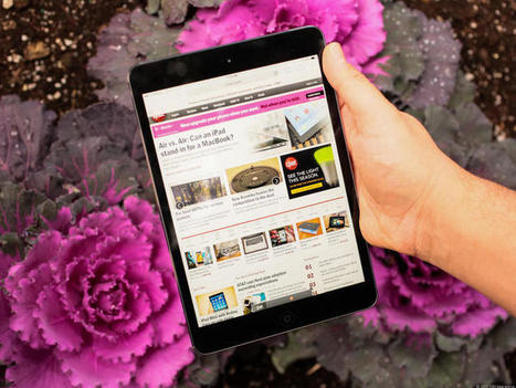 Which iPad should you buy? (2015-2016 edition) - CNET | Edtech PK-12 | Scoop.it