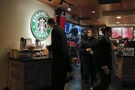 Starbucks Predicts $120M Benefit from Falling Coffee Prices | Coffee News | Scoop.it