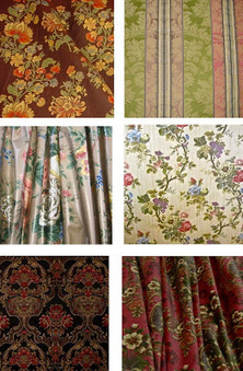 Historic Period Interior Design and Home Decor: Mixing Patterns Victorian Style in 5 Easy Steps - Part 1: Introduction | Historic Interior Decorating for Period Homes | Scoop.it