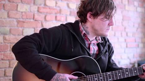 Brian Fallon of The Gaslight Anthem - Handwritten (acoustic version) - YouTube | fitness, health,news&music | Scoop.it