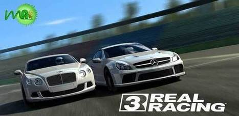 Real Racing 3 v2.1.0 Android Hack/ Cheat  (Unlimited Gold/Medals/Vehicles) | hi real racing 3 is unlocking | Scoop.it