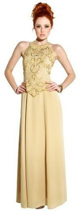 Mother Of The Bride Sleeveless Formal Wedding Gown MOB Dress | Summer Dresses | Scoop.it