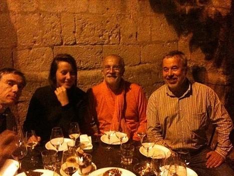 Jacques Berthomeau : L'Envers du décor de François de Ligneris et Juvéniles de Tim Johnston | World Wine Web | Scoop.it