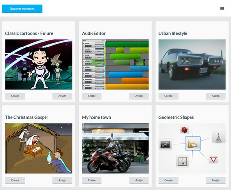 Best Animated Video Creator Tools | Authors in Motion | Scoop.it
