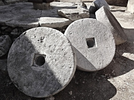fooditerranean: Pre-industrial oil mills #Crete #Chania #EVOO   #Crete Island Adventure   Scoop.it