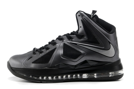 Mens 2013 Nike Lebron 10 Carbon Basketball Shoes for Cheap Sale | Jordan 28 for sale | Scoop.it