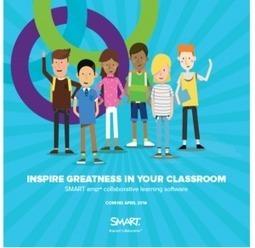 Software de aprendizaje colaborativo SMART amp™ | Tecnología y ... | Recursos abiertos para formación profesorado | Scoop.it