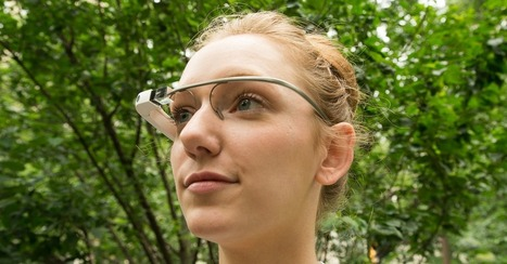 Google Glass Upgrade Arrives Just in Time for New Year's | world news | Scoop.it