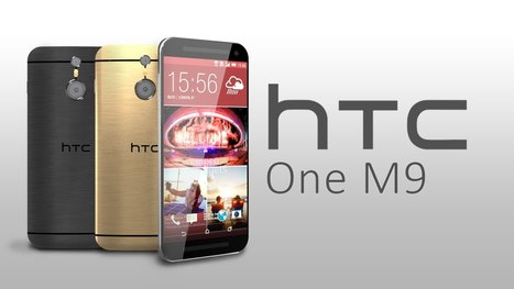 HTC One M9 Officially Launch: 64-bit Octa-core Snapdragon 810 Processor, 3GB RAM, 20.7 Camera, Android Lollipop | TechConnectPH News | Scoop.it