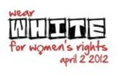 Wear All White for Women's Rights | Herstory | Scoop.it