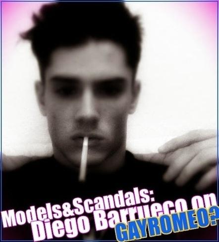 Il modello Diego Barrueco su GAYROMEO? | JIMIPARADISE! | Scoop.it