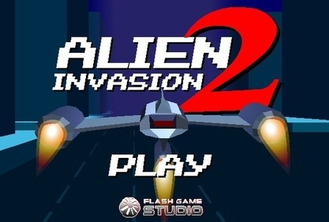 Alien Invasion 2 | Free Games that Pay You | Scoop.it