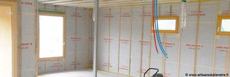 Les parois perspirantes, pour réguler le taux d'humidité de l'habitat | Immobilier | Scoop.it