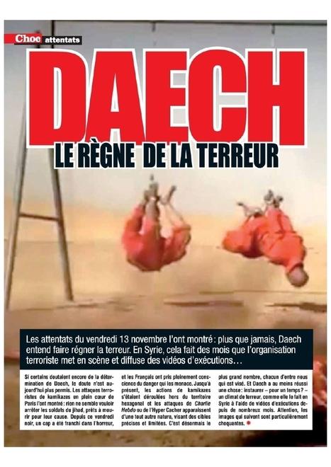 La Barbarie de DAECH (Attention Images Choquantes) | | Vivlajeunesse | Scoop.it