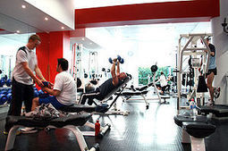 Why The Gym Is Becoming The New Center For Business | Fitness and asskickery | Scoop.it