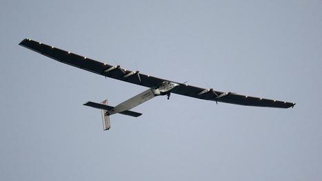 Battery damage grounds Solar Impulse 2 until 2016 | Solar Energy projects & Energy Efficiency | Scoop.it