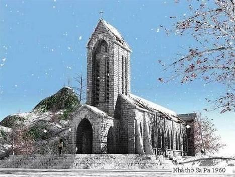 Top 5 churches in Vietnam attract tourists - News VietNamNet | Blog | Scoop.it