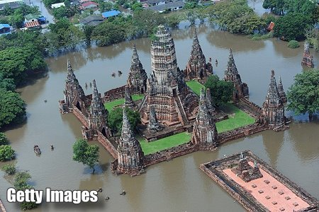 Essential Thai Flood Information for Foreign Tourists in Thailand ... | Thailand Floods (#ThaiFloodEng) | Scoop.it