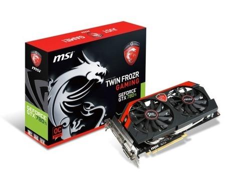"GTX 780Ti GAMING 3G - สินค้าไอที IT Accessories computer ราคาถูก : Inspired by LnwShop.com | ราคาเคส PC,""สินค้าไอที"",ราคาเคสคอมพิวเตอร์,สินค้าไอที,ราคาปัจจุบัน,""เปรียบเทียบราคา"",ราคาส่ง ราคาถูก | Scoop.it"