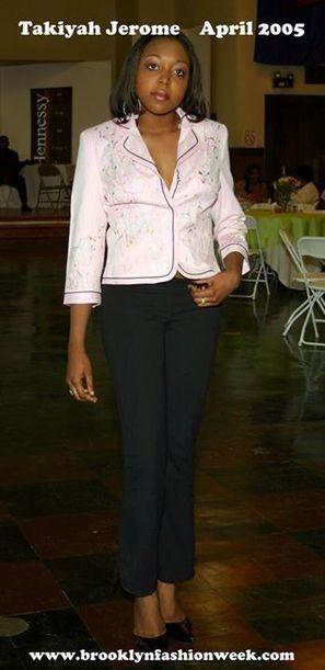 Photos du journal - Brooklyn Fashion Week | Tekiyah Jerome 2005 #TBT #Blackfashiondesigner #Brooklyn | Black Fashion Designers | Scoop.it