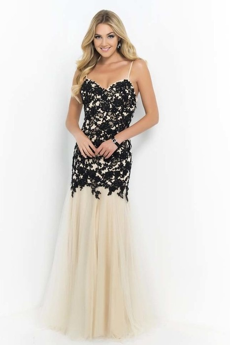 Black And Nude Straps Lace Embroidered Blush 9975 Evening Gown [Blush 9975] - $192.90 : 2015 Prom Dresses, 60% off Girls Homecoming Dresses Outlet | prom dresses | Scoop.it