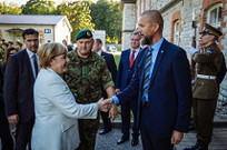 Angela Merkel Briefed on Cyber Security | Cyber Defence | Scoop.it