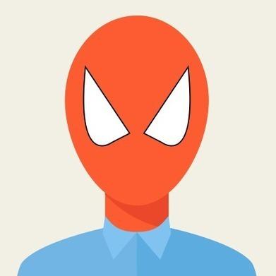 Superhero Dating Profiles | Infographic | Dating in 2014 | Scoop.it