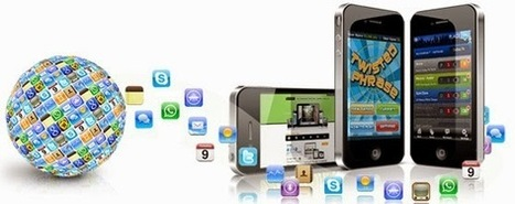 High Market up with iPhone Mobile Apps Development | website design and development and mobile app | Scoop.it