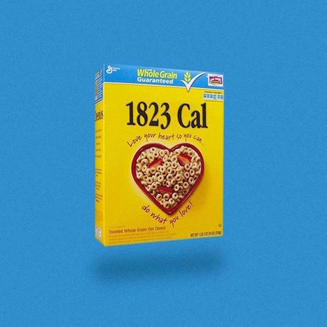 Reimagined Labels Reveal the Total Calories in Popular Junk Foods | Le Panda De Cina ✪ | Scoop.it